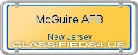 McGuire AFB board